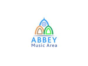 Abbey Music Logo design