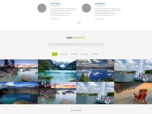 Euromedlag Website Layout