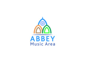 Abbey Music Logo design